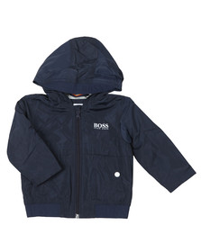 BOSS Baby Boys Blue J06180 Jacket