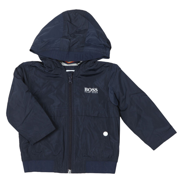 BOSS Baby Boys Blue J06180 Jacket main image