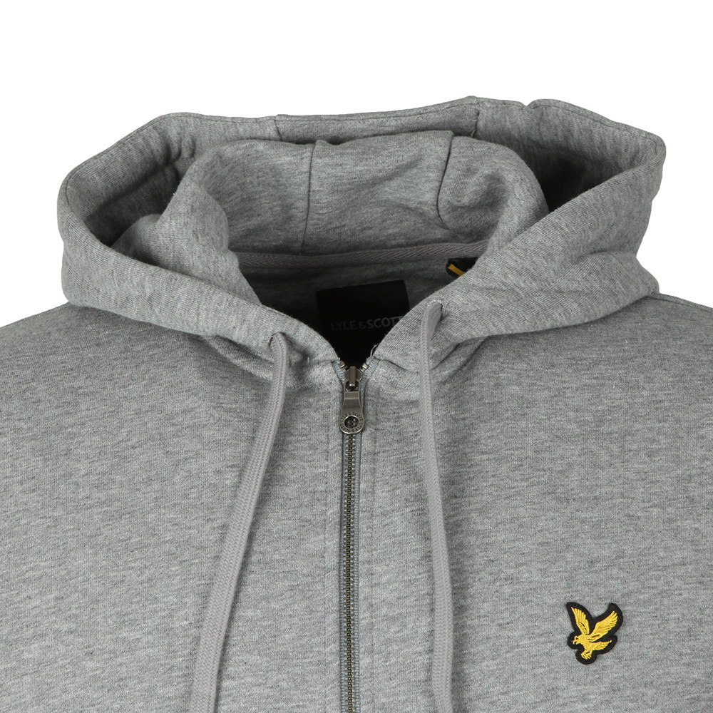 Zip Through Hoodie main image