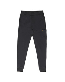 Lyle and Scott Mens Black Pocket Sweatpant