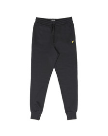 Lyle and Scott Mens Black Skinny Sweatpant