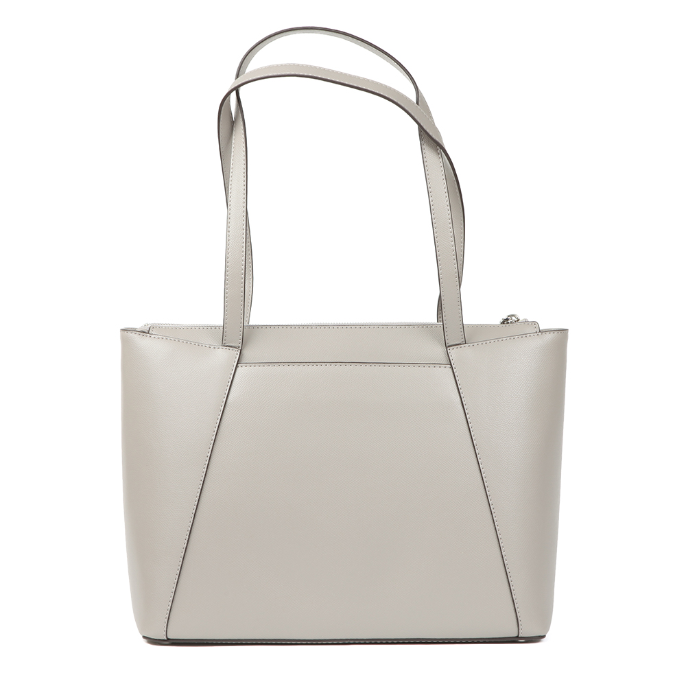 Maddie Medium Leather Tote Bag main image