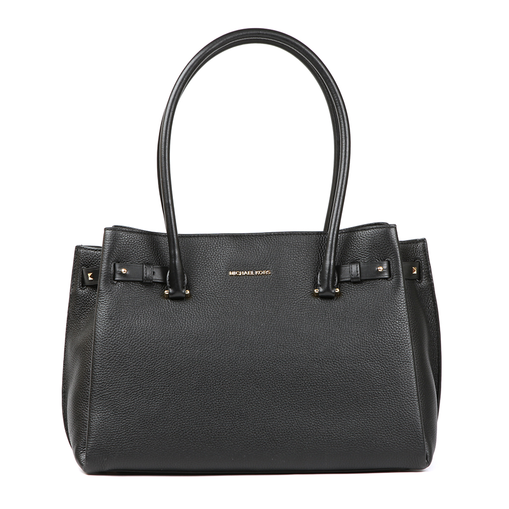 Addison Medium Pebble Leather Tote main image