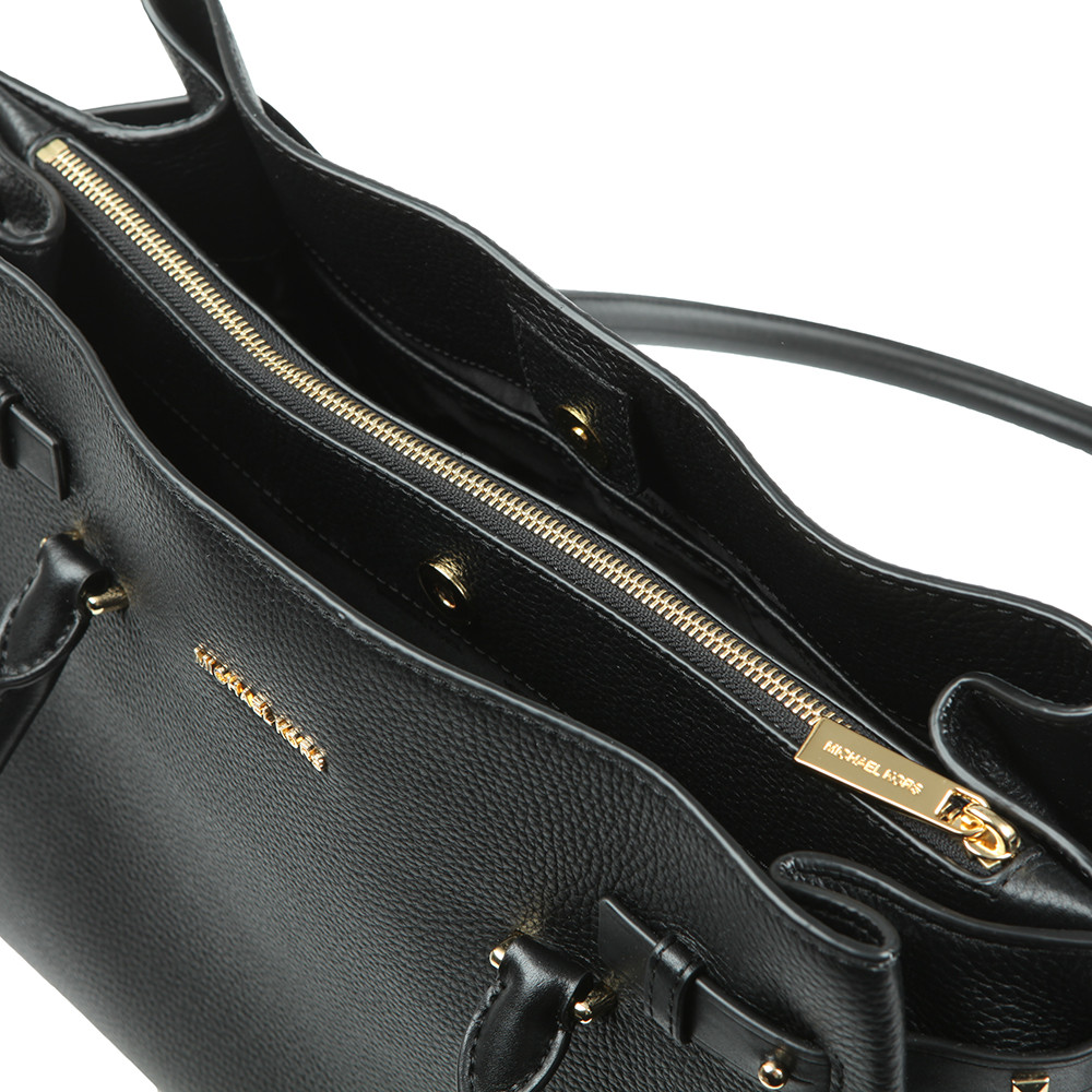2142fd74c63e Michael Kors Addison Medium Pebble Leather Tote