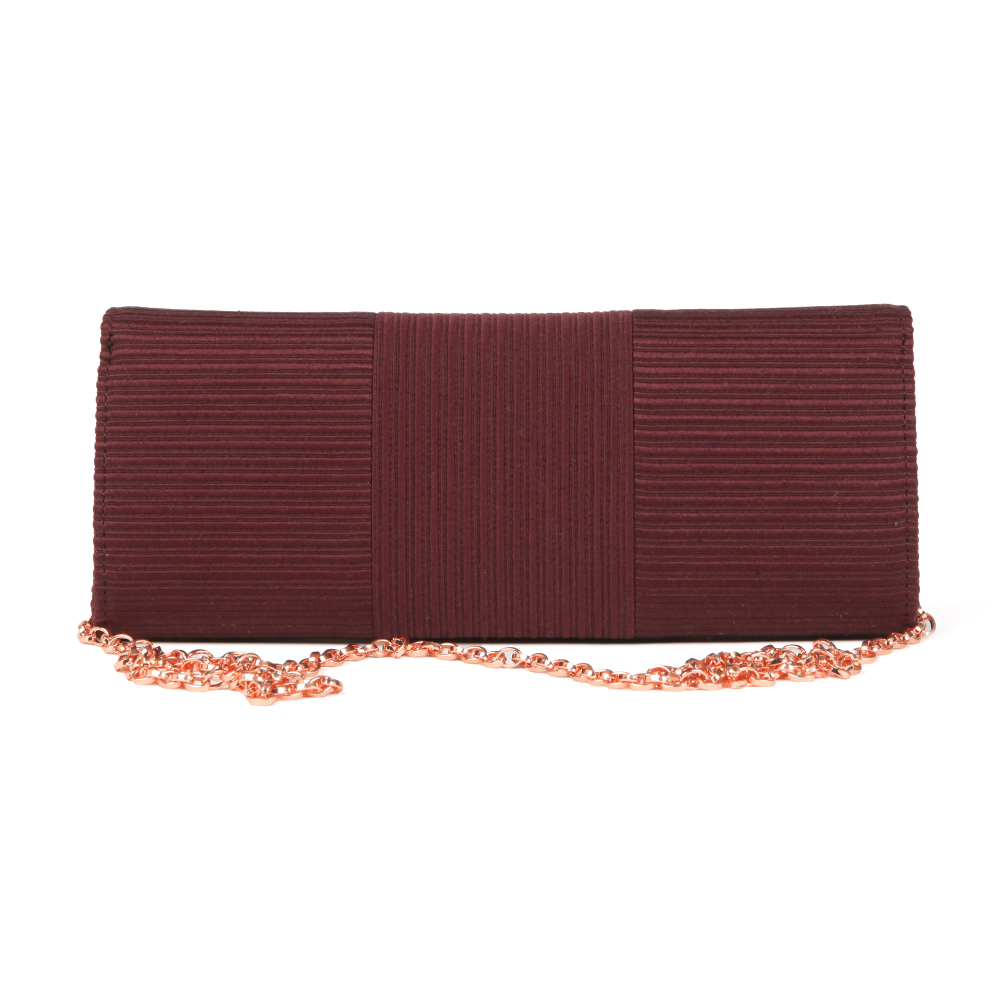 Emilee Flat Bow Evening Bag main image