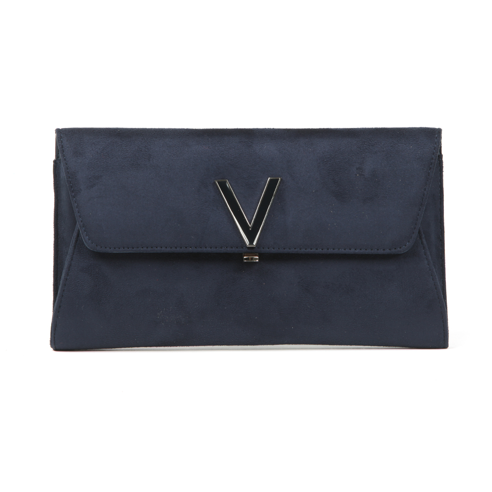 Flash Suede Clutch main image