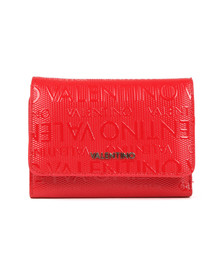 Valentino by Mario Womens Red Serenity Purse