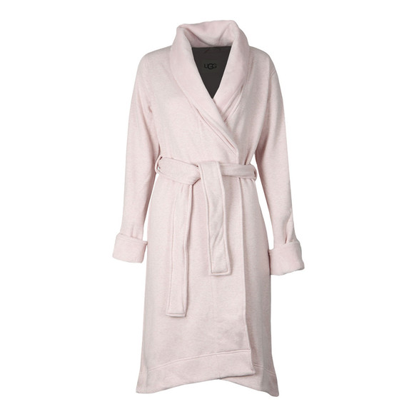 Ugg Womens Pink Duffield II Dressing Gown main image