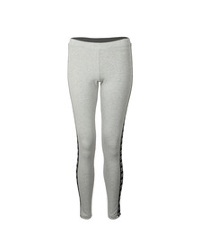 Adidas Originals Womens Grey Trefoil Leggings
