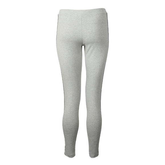 Adidas Originals Womens Grey Trefoil Leggings main image