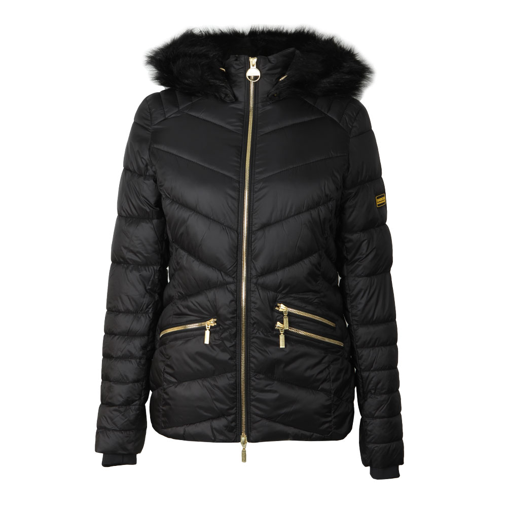 Turbo Quilted Jacket main image