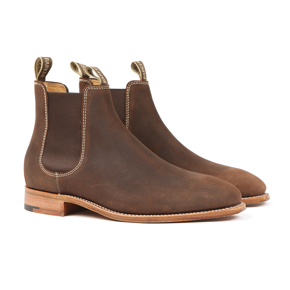 Mansfield Waxy Suede Boot main image