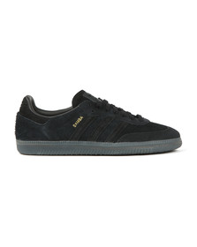 adidas Originals Mens Black Samba Trainer
