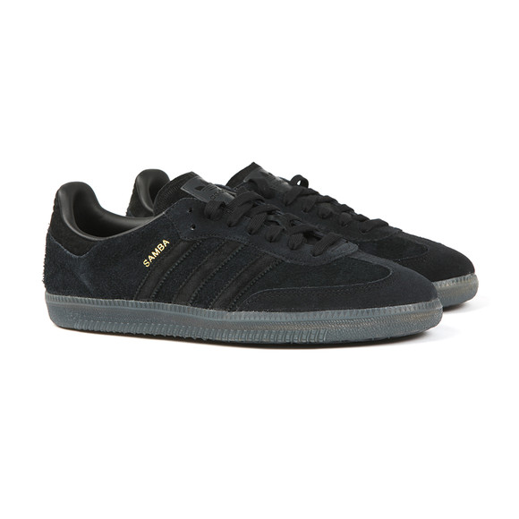 adidas Originals Mens Black Samba Trainer main image