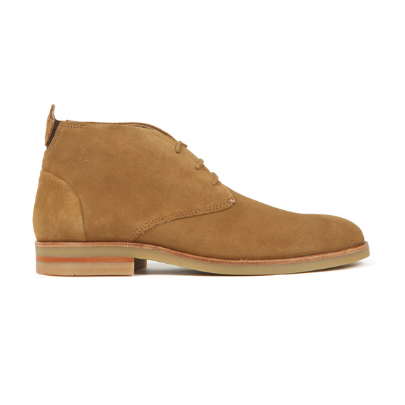 H By Hudson Mens Brown Bedlington Suede Boot main image