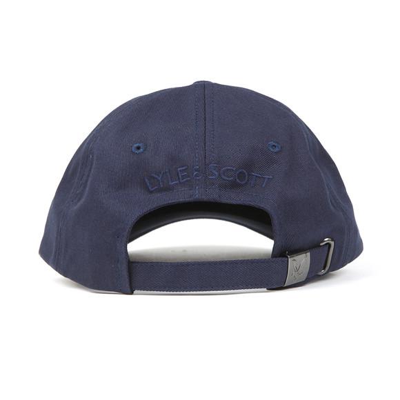 Lyle and Scott Mens Blue Baseball Cap main image