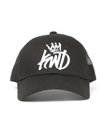 Kings Will Dream Mens Black Trucker Cap