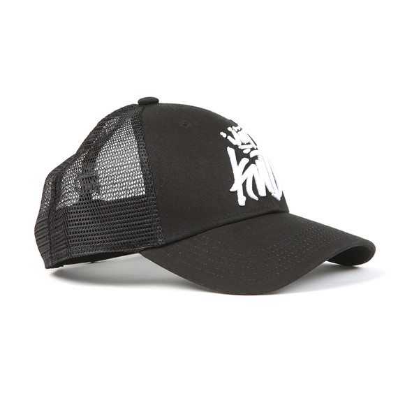 Kings Will Dream Mens Black Trucker Cap main image