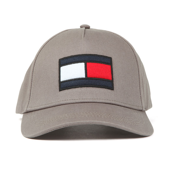 Tommy Hilfiger Mens Grey SPW Flag Cap main image