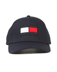 Tommy Hilfiger Mens Blue SPW Flag Cap