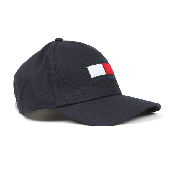 Tommy Hilfiger Mens Blue SPW Flag Cap main image