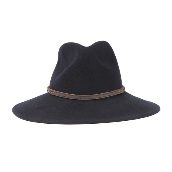 Barbour Lifestyle Womens Blue Tack Fedora  main image