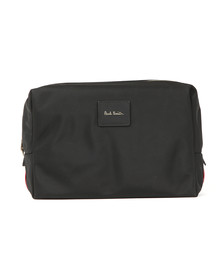 PS Paul Smith Mens Black Nylon Washbag