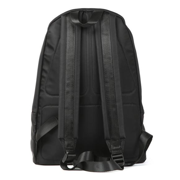 Pretty Green Mens Black Nylon Backpack main image