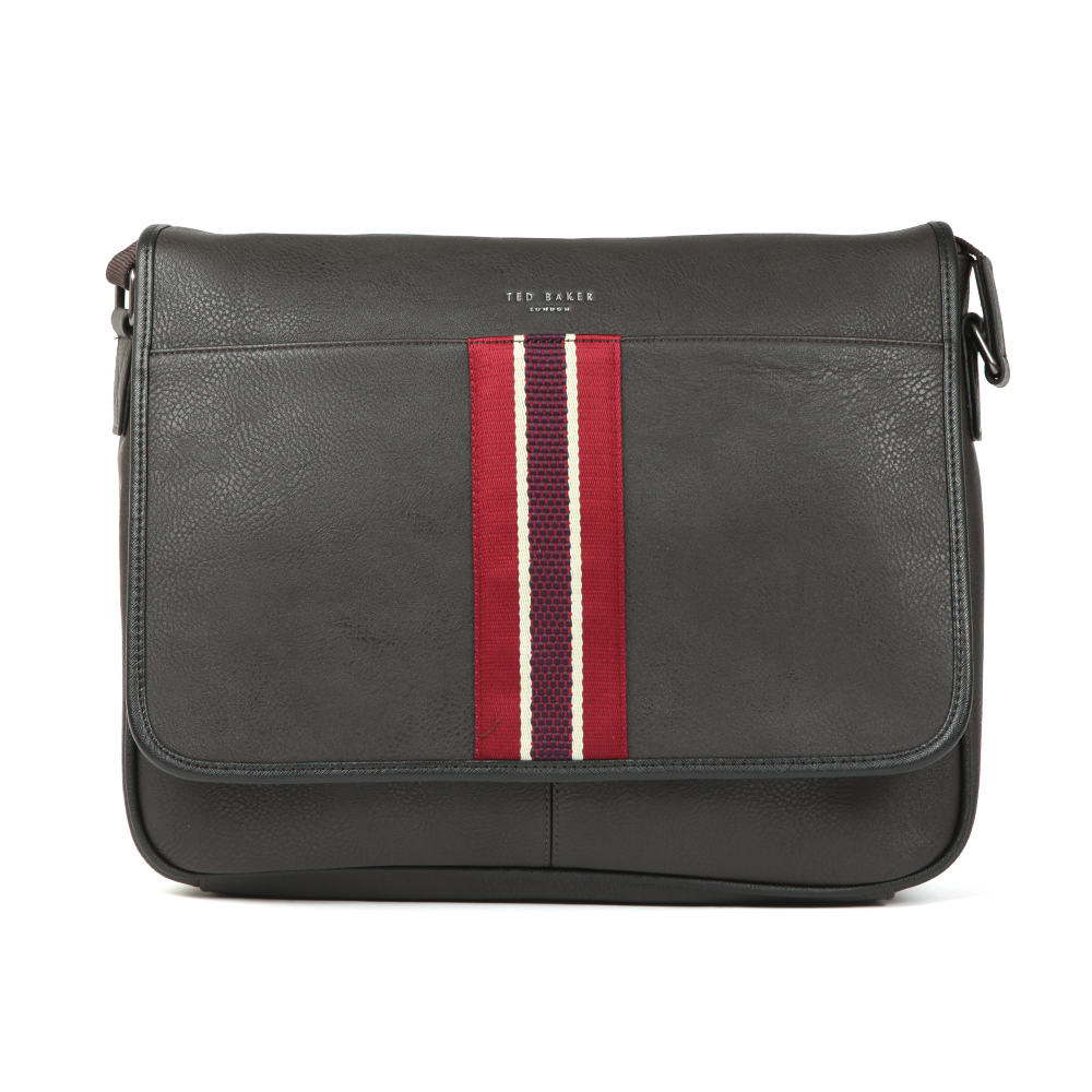 21c2c2290af98 Ted Baker Striped Webbing Messenger Bag