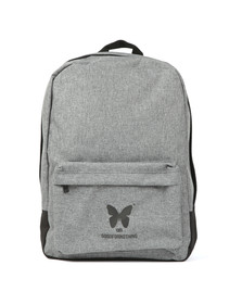 Good For Nothing Mens Grey Core Backpack