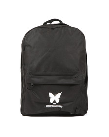 Good For Nothing Mens Black Core Backpack