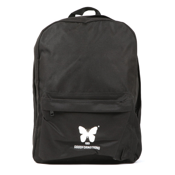 Good For Nothing Mens Black Core Backpack main image