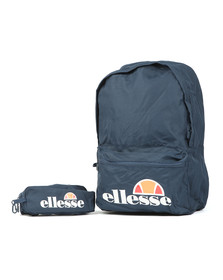 Ellesse Mens Blue Rolby Backpack