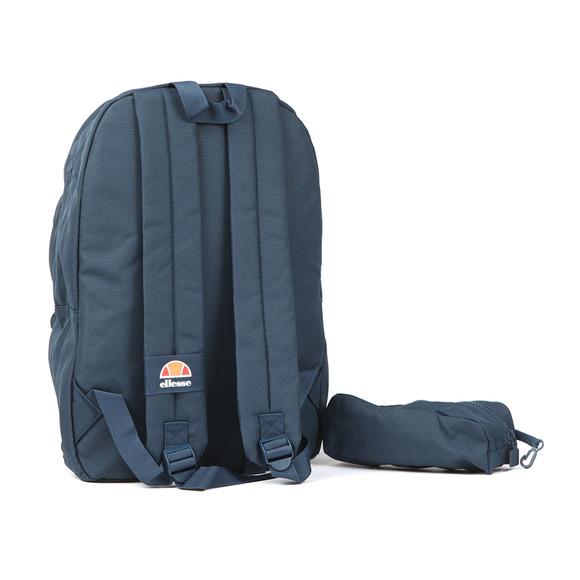 Ellesse Mens Blue Rolby Backpack main image