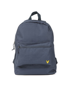 Lyle and Scott Mens Blue Core Backpack