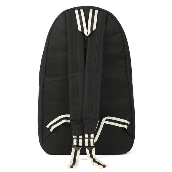 Fred Perry Mens Black Twin Tipped Backpack main image
