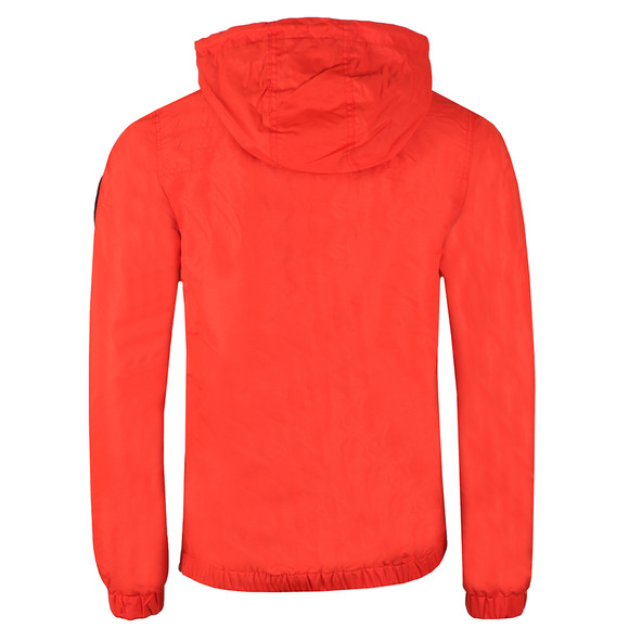Ellesse Mens Red Mont 2 1/4 Zip Jacket main image