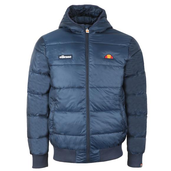 Ellesse Mens Blue Corvara Jacket main image