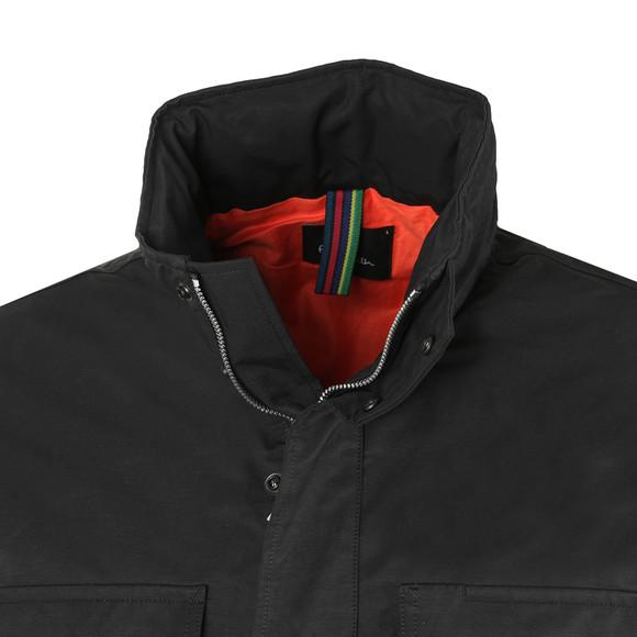 PS Paul Smith Mens Black Field Jacket main image
