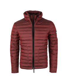 Superdry Mens Red Double Zip Fuji Jacket