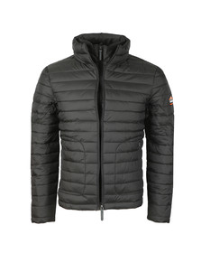 Superdry Mens Black Double Zip Fuji Jacket