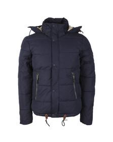 Superdry Mens Blue New Academy Jacket