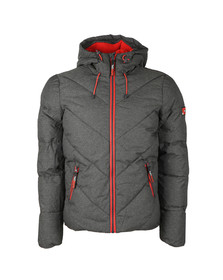 Superdry Mens Grey Xenon Padded Jacket