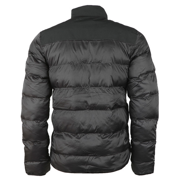 Barbour International Mens Black Tuck Quilt Jacket main image