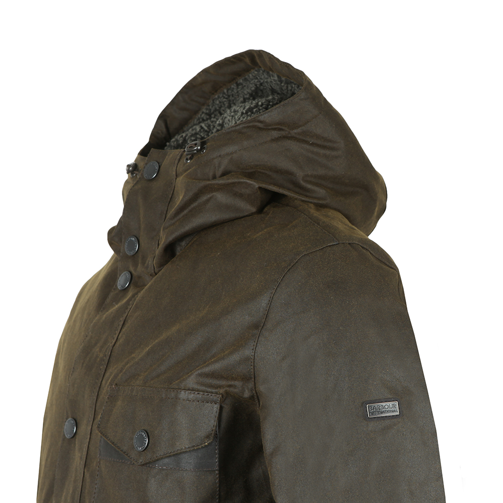 Kevlar Wax Jacket main image