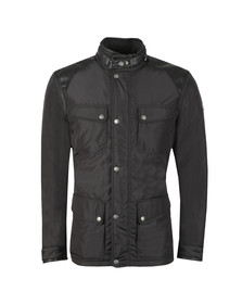 Matchless Mens Black Mallory Park De Luxe Jacket