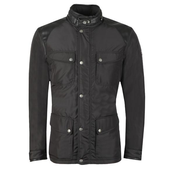 Matchless Mens Black Mallory Park De Luxe Jacket main image