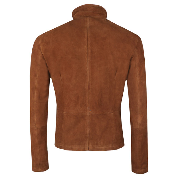 Matchless Mens Brown Craig Suede Blouson main image