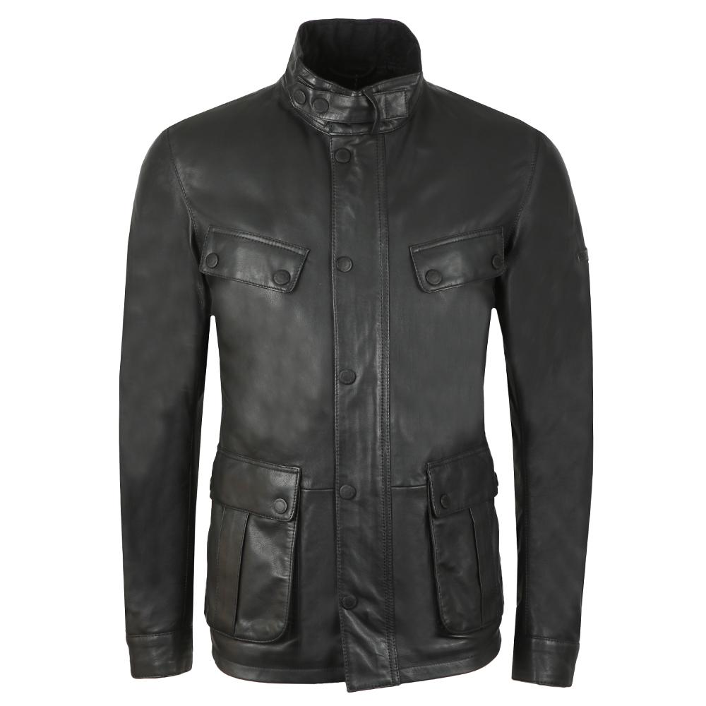 Paul Leather Jacket main image