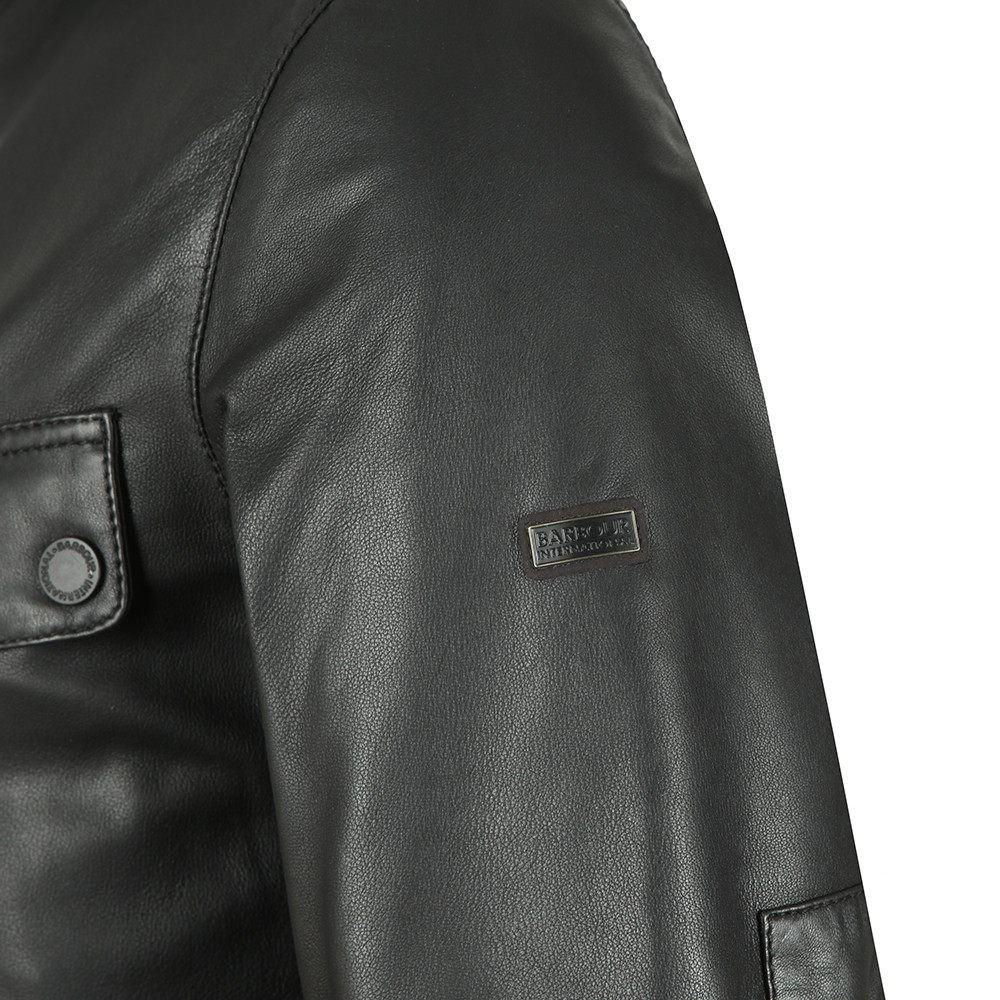 Paul Leather Jacket main image